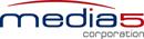 Media5 Corporation Logo